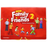 Family & Friends 2nd Ed. 2 TRP