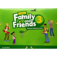 Family & Friends 2nd Ed. 3 TRP