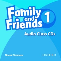 Family & Friends 1 Cl. CD