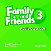 Family & Friends 3 Cl. CDs