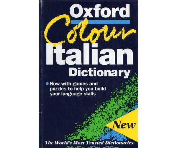 Oxford Colour Italian Dictionary