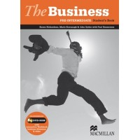 The Business Pre-Int. SB + DVD-ROM