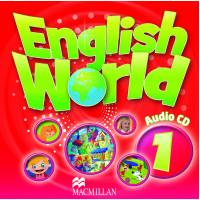 English World 1 Cl. CDs