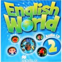 English World 2 Cl. CDs