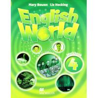 English World 4 WB