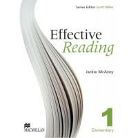 Effective Reading 1 SB