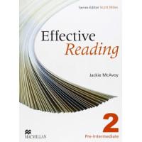 Effective Reading 2 SB