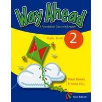 New Way Ahead 2 SB + CD-ROM Pack