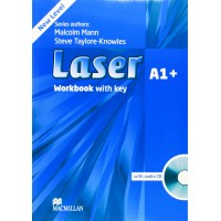 Laser 3rd Ed. A1+ WB + Key & CD