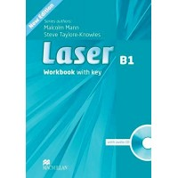 Laser 3rd Ed. B1 WB + Key & CD