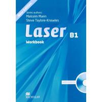 Laser 3rd Ed. B1 WB + CD