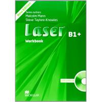 Laser 3rd Ed. B1+ WB + CD (pratybos)