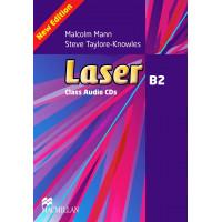 Laser 3rd Ed. B2 Cl. CDs
