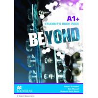 Beyond A1+ SB Pack (vadovėlis)