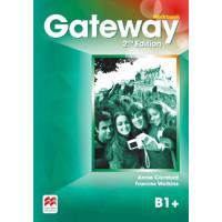 Gateway 2nd Ed. B1+ WB (pratybos)
