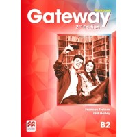 Gateway 2nd Ed. B2 WB (pratybos)