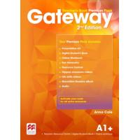 Gateway 2nd Ed. A1+ TB Premium Pack