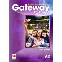 Gateway 2nd Ed. A2 SB Premium Pack (Online WB)