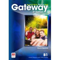 Gateway 2nd Ed. B1 SB Premium Pack (Online WB)
