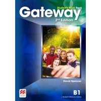 Gateway 2nd Ed. B1 SB Pack