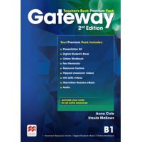 Gateway 2nd Ed. B1 TB Premium Pack