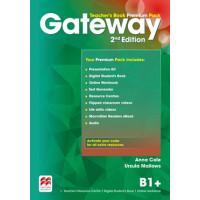Gateway 2nd Ed. B1+ TB Premium Pack