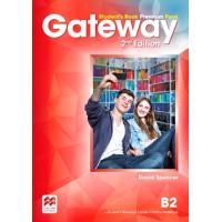 Gateway 2nd Ed. B2 SB Premium Pack (Online WB)