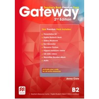 Gateway 2nd Ed. B2 TB Premium Pack