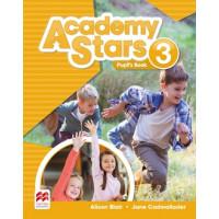 Academy Stars 3 SB + Access code (vadovėlis)