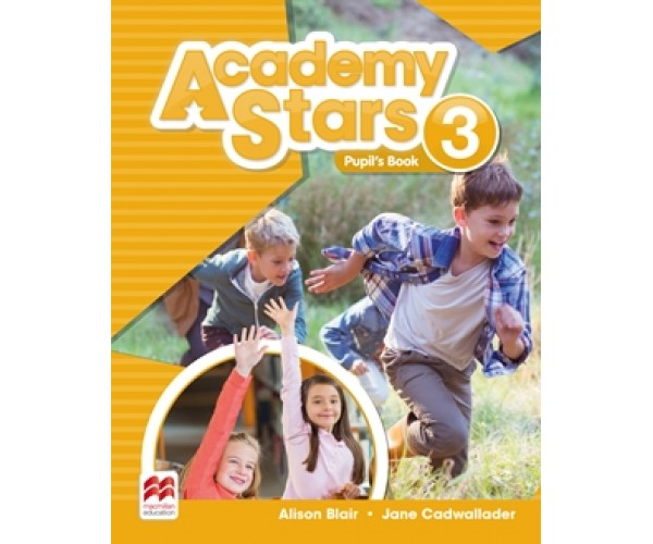 Academy Stars 3 SB + Access code