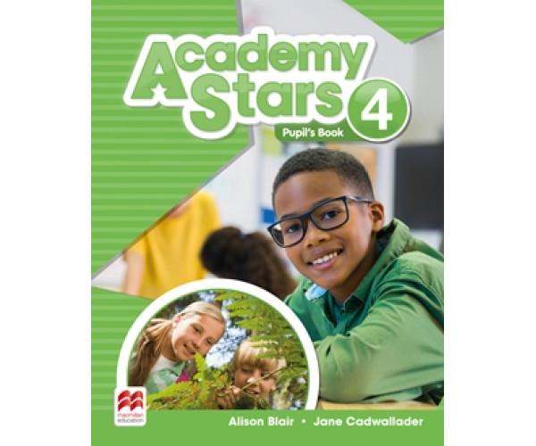 Academy Stars 4 SB + Access code