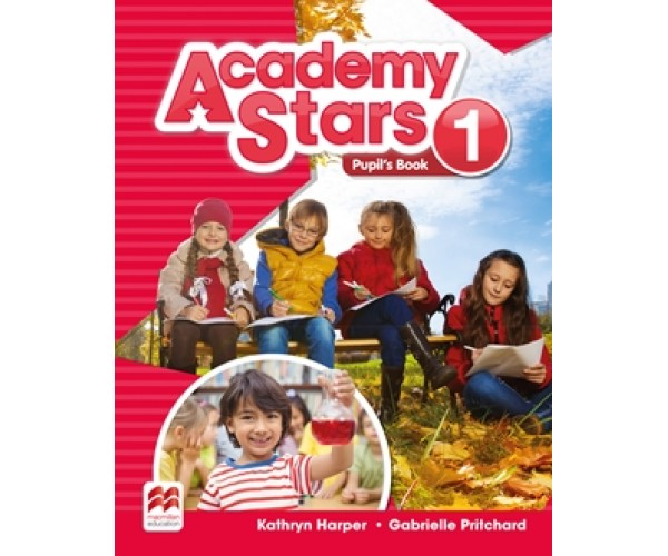 Academy Stars 1 SB + Access code