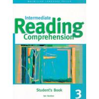 Reading Comprehension Interm. 3 SB