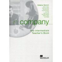 In Company Pre-Int. TB