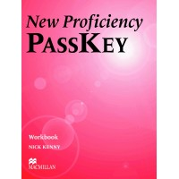 New Proficiency Passkey WB