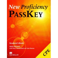 New Proficiency Passkey SB