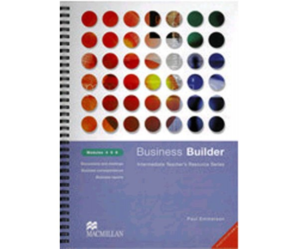 Business Builder 4 - 6 TRP
