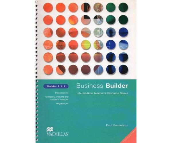 Business Builder 7 - 9 TRP