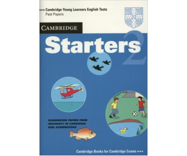 Camb Young Learners Starters 2 SB