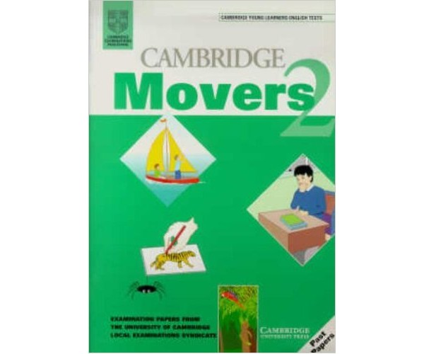 Camb Young Learners Movers 2 SB