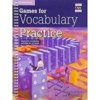 Photocopiable: Games for Vocabulary Practice Book