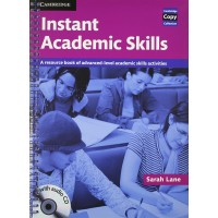 Photocopiable: Instant Academic Skills Book + CD
