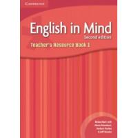 English in Mind 2nd Ed. 1 TB