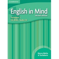 English in Mind 2nd Ed. 2 Testmaker CD/CD-ROM