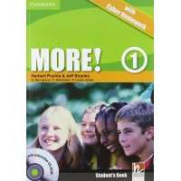 More! 1 SB + CD-ROM & Cyber Homework