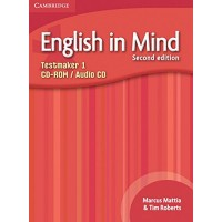 English in Mind 2nd Ed. 1 Testmaker CD/CD-ROM