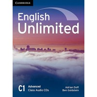 English Unlimited Adv. Cl. CD