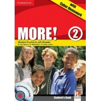 More! 2 SB + CD-ROM & Cyber Homework