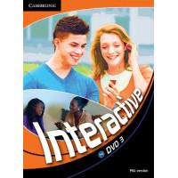 Interactive 3 DVD