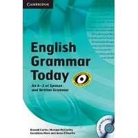 English Grammar Today Book & Workbook + CD-ROM
